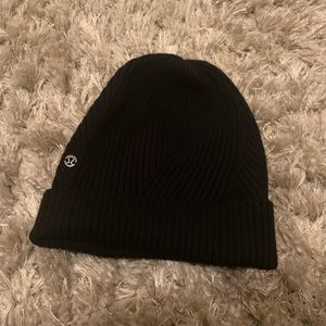 Lululemon Twist of Cozy Knit Beanie